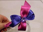 Cerchietto purple diamond