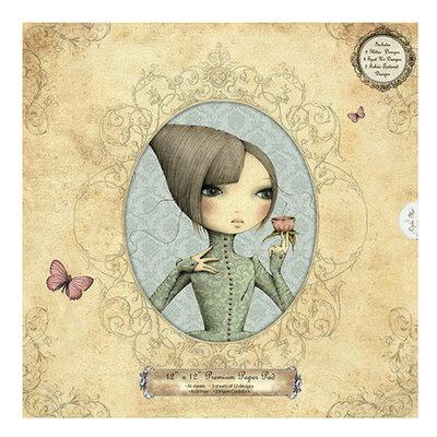 Premium Paper 30x30 cm - Mirabelle