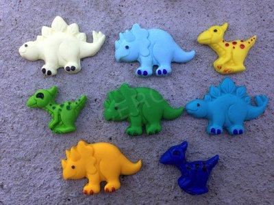 Dinosauri di tutti i tipi per decorare le vostre bomboniere