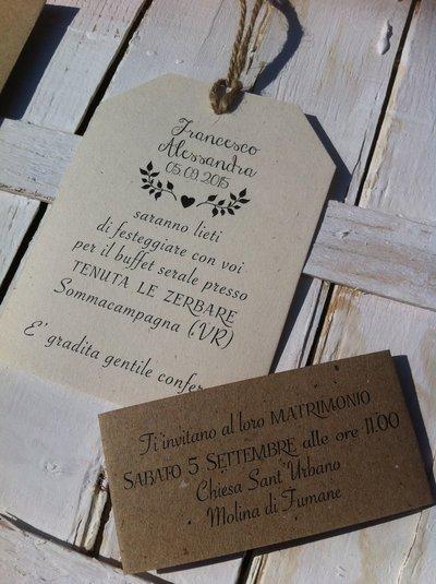 Partecipazioni Matrimonio Country Chic : Tag partecipazioni save the date country chic rustic