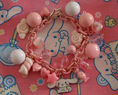 Bracciale Cinnamoroll rosa