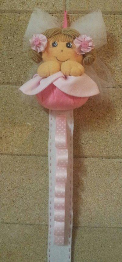 bambola porta cerchietti