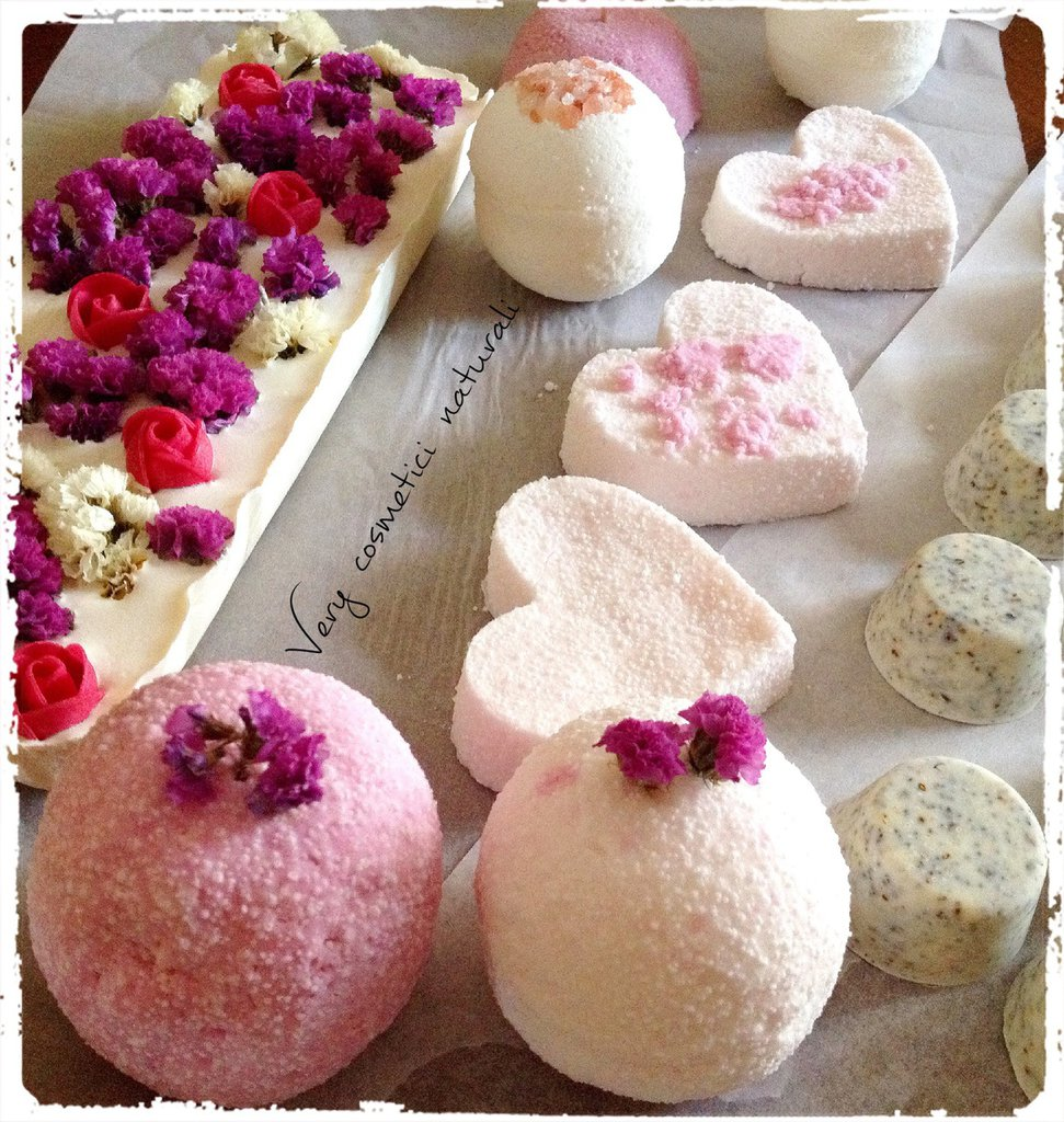Sapone cupcake goloso
