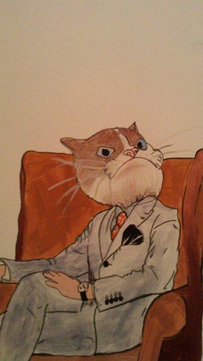 Mr. Cat (l'uomo gatto)