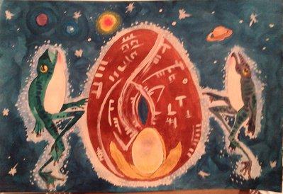l'uovo Magico (dipinto)
