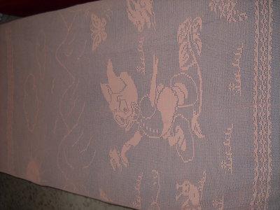 coperta uncinetto per letto singolo
