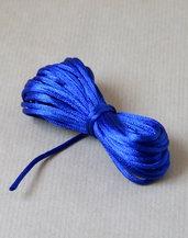 5 mt CODA DI TOPO blu cobalto