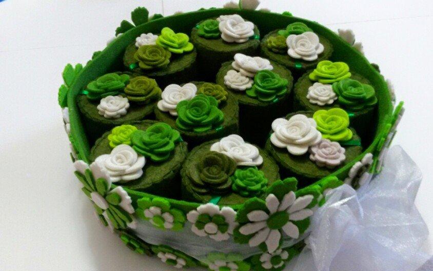 Porta confetti artigianali coordinato con cesto feste - Cesti porta bomboniere matrimonio ...