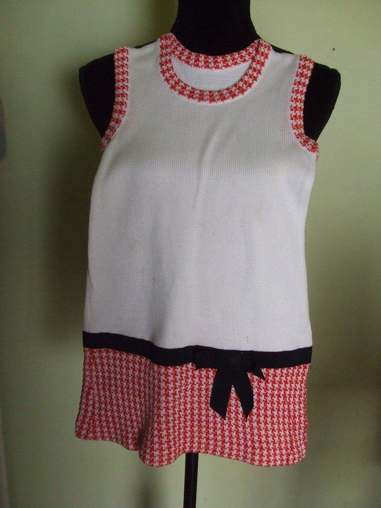 vestito bimba abito maglia cotone lana scamiciato