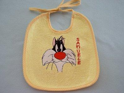 bavaglini neonato/a