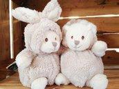 Carillon Bukowski.morbido orsetto-coniglietto