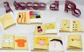 Libro tattile per bimbi di 3-6 anni fatto a mano