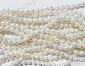 perla tonda maiorca 4 mm 30 pz
