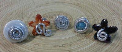 Anello wire ceramica greca