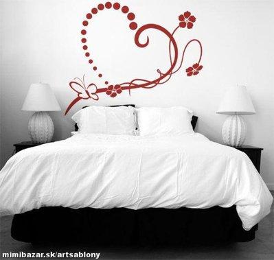 Sagoma per disegnare cuore (013x)