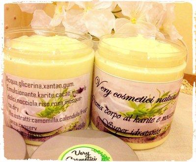 Crema corpo anti cellulite