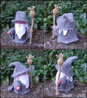 Gandalf the Gray pdf crochet pattern
