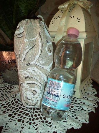 Portabottiglie Termico da 500 ml acqua fresca durante la passeggiata o in spiaggia