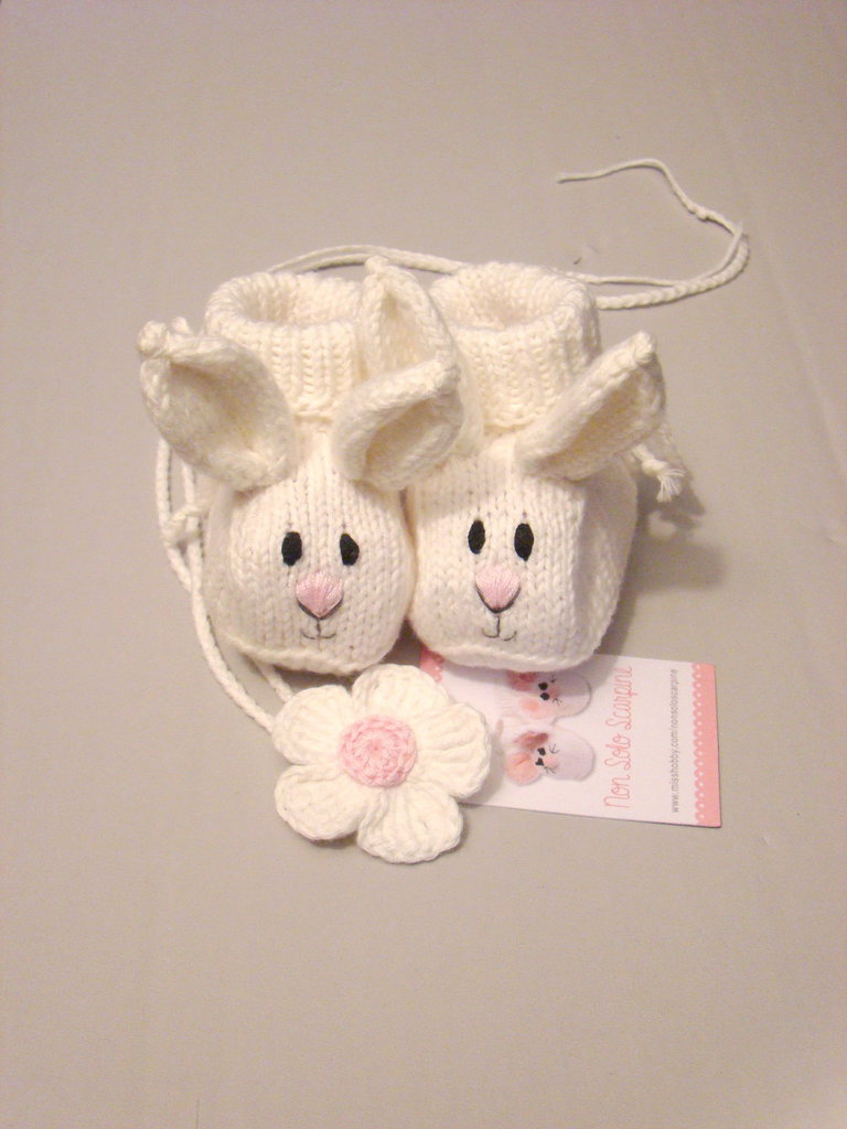 "le scarpine ""Bunny"""
