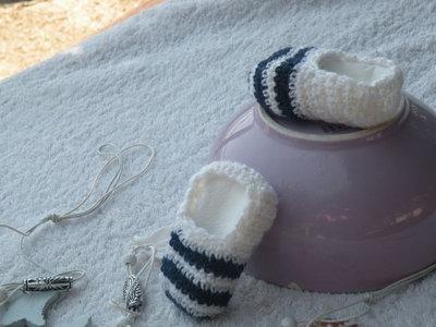 scarpette stile marinaro