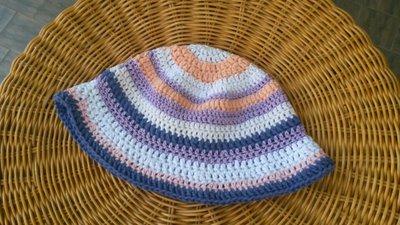 cappellino mare in cotone