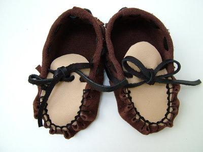 Scarpe neonato/a, scarpine bimbo/a  in vera pelle fatte a mano,mocassini