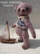 Teddy orsachiotto artistico, Marinaro