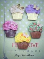 Coloratissime Calamite cupcake