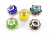5 perle a lume a foro largo (lotto A)