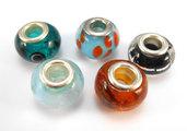 5 perle a lume a foro largo (lotto B)