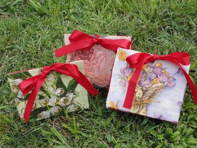 scatole regalo portaconfetti
