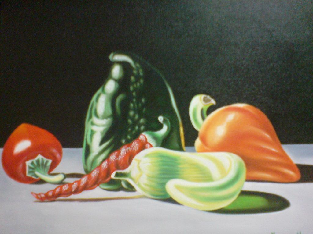 Fantasia di peperoni e non solo