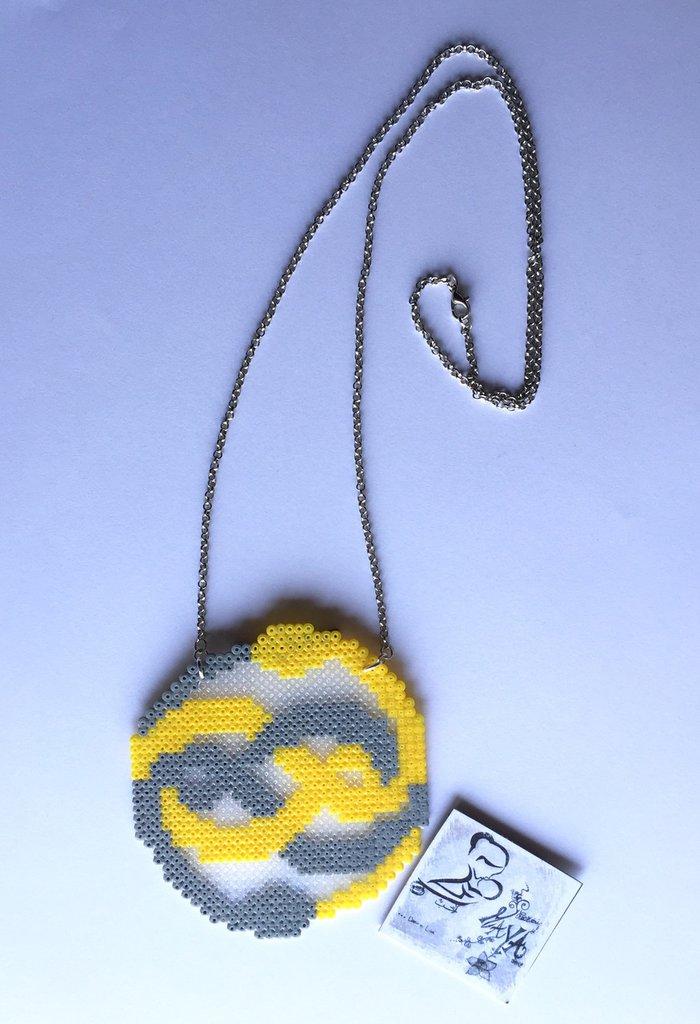 Auryn collana Hama Beads