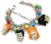 Bracciale - 60 Seconds - Mary Jane -  Ted - Dolores - Timmy - survival