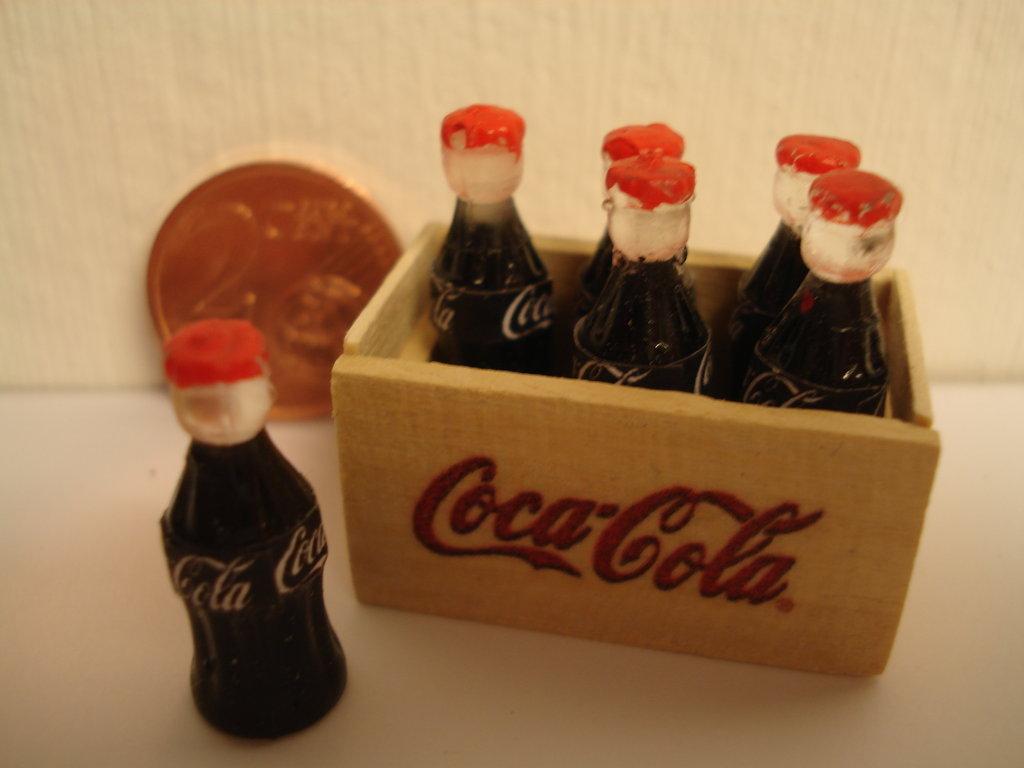cassa coca-cola