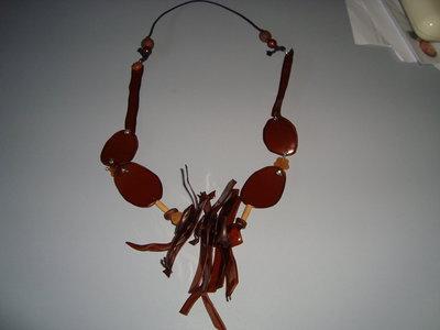 Marrone Perle di legno