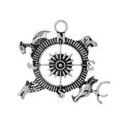 5 charm Trono di Spade Logo Casate