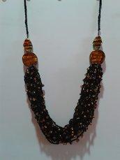 Collana in stile etnico