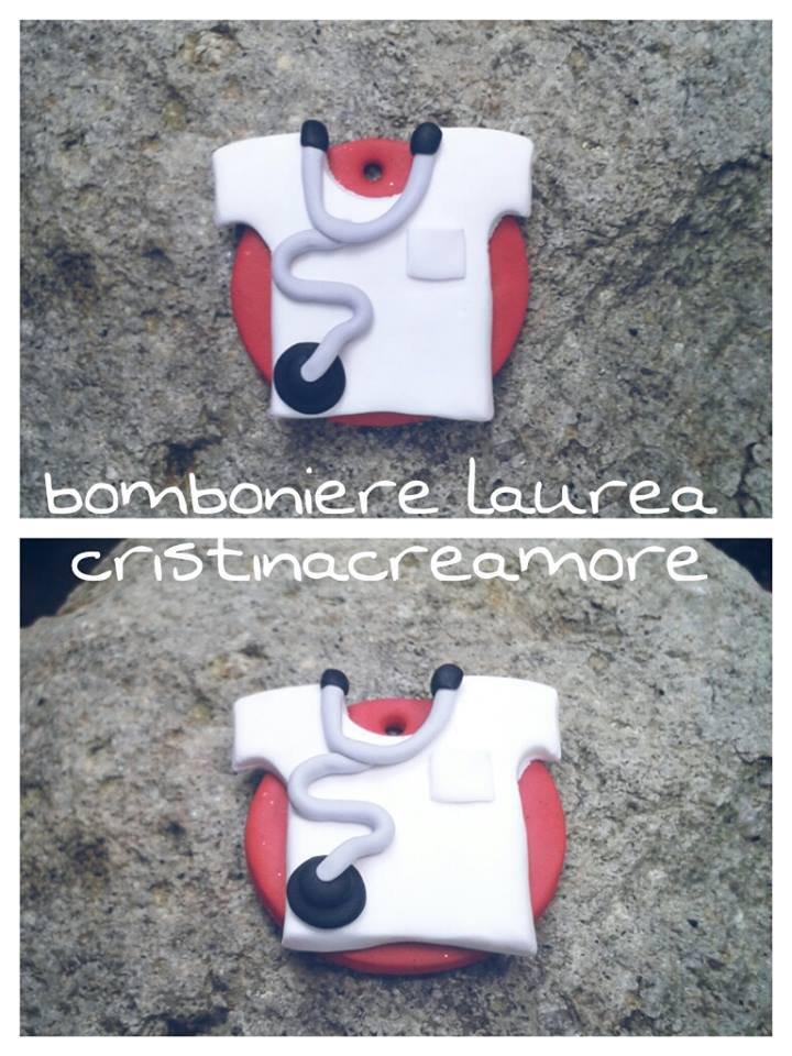 Top BOMBONIERA LAUREA INFERMIERE - Feste - Bomboniere - di  KJ22