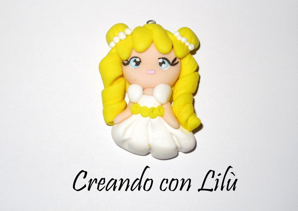 CIONDOLO IN FIMO SAILOR SERENITY