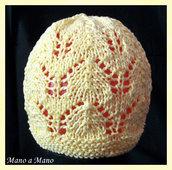 Cappellino bimbi in cotone