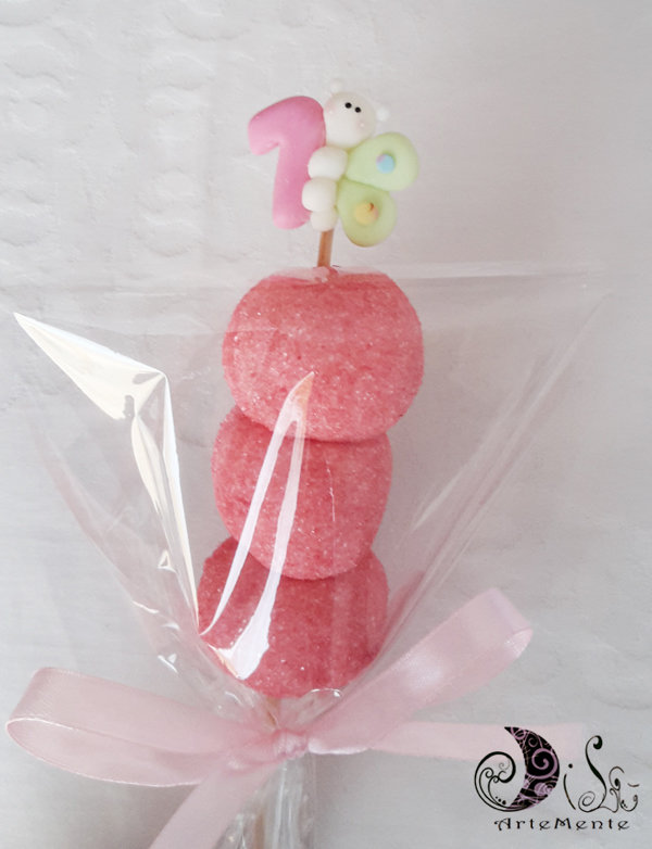 Amato Caramellate primo compleanno bimba soggetti farfalle - Feste  PM86
