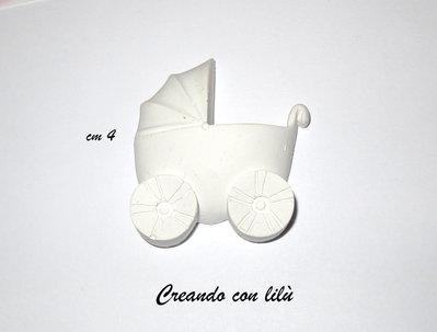 gessetto profumato carrozzina cm4/5