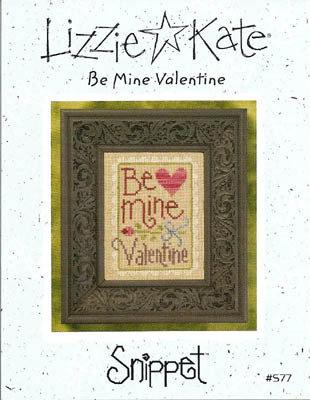 Be Mine Valentine - Lizzie Kate Snippet