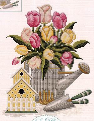 Spring Time - Sue Hillis Design