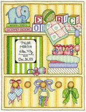 Precious Baby - Bobbie G. Design