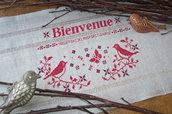 Bienvenue Aux Oiseaux - Brin Par Brin