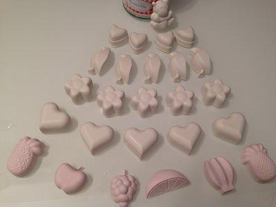 Gessetti in ceramica Profumati o senza essenza bianchi o colorati