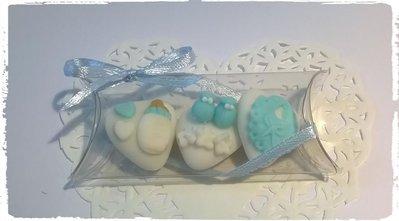 confetta nascita, battesimo, bimbo, confetti decorati