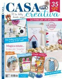 Casa Creativa n. 25 (Agosto/Settembre 2015)
